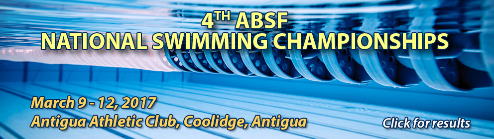 2017 4th ABSF National Swimming Championships