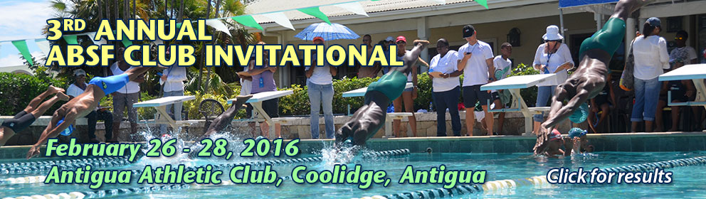 3rd Annual ABSF Club Invitational